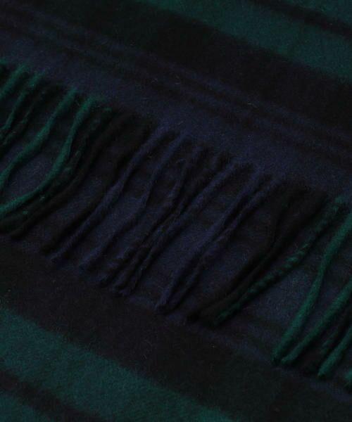 SHIPS for women / シップスウィメン マフラー・ショール・スヌード・ストール | JOHNSTONS:カシミヤチェックストール◇ | 詳細22