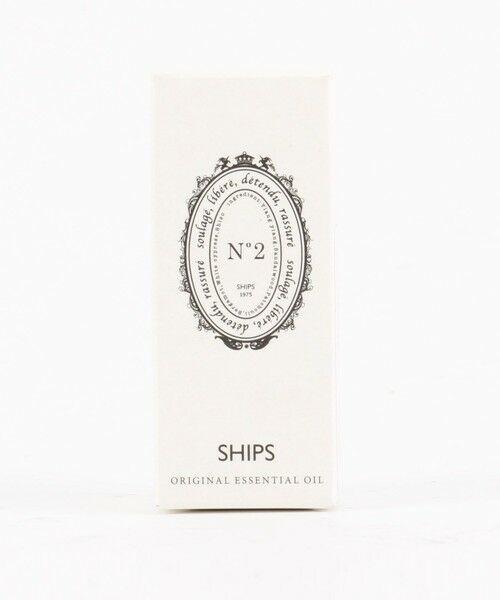 SHIPS for women / シップスウィメン ルームフレグランス・インセンス・アロマ | 10ml AROMA OIL-0060 | 詳細2