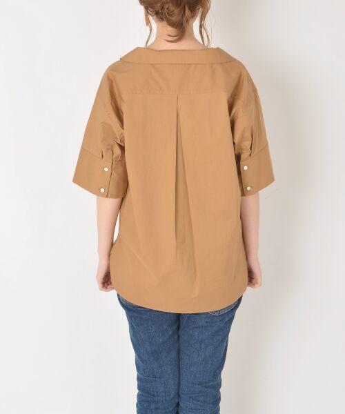 SHIPS for women / シップスウィメン シャツ・ブラウス   Prefer SHIPS:オープンカラーシャツ   詳細3