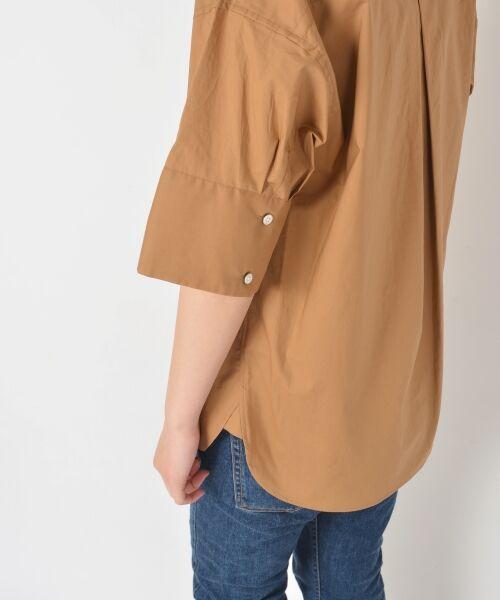 SHIPS for women / シップスウィメン シャツ・ブラウス   Prefer SHIPS:オープンカラーシャツ   詳細5