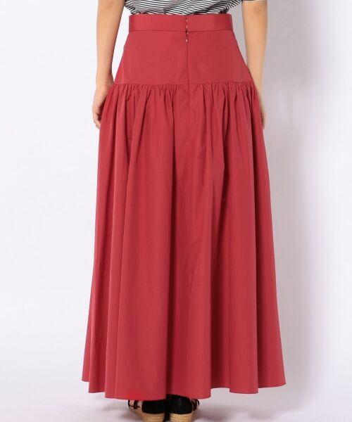 SHIPS for women / シップスウィメン ロング・マキシ丈スカート | Prefer SHIPS: タフタマキシスカート | 詳細3