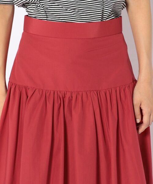 SHIPS for women / シップスウィメン ロング・マキシ丈スカート | Prefer SHIPS: タフタマキシスカート | 詳細5