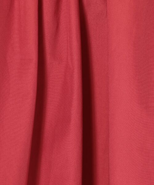 SHIPS for women / シップスウィメン ロング・マキシ丈スカート | Prefer SHIPS: タフタマキシスカート | 詳細9