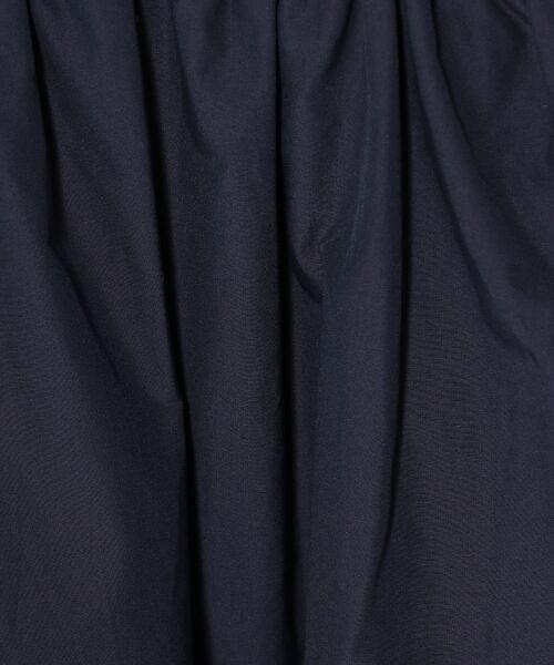 SHIPS for women / シップスウィメン ロング・マキシ丈スカート | Prefer SHIPS: タフタマキシスカート | 詳細10