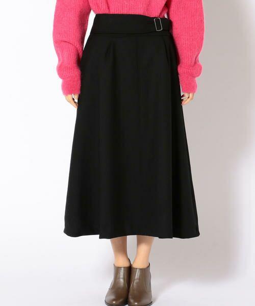 SHIPS for women / シップスウィメン ロング・マキシ丈スカート | Prefer SHIPS: ウールグルカスカート | 詳細1
