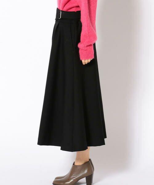 SHIPS for women / シップスウィメン ロング・マキシ丈スカート | Prefer SHIPS: ウールグルカスカート | 詳細2