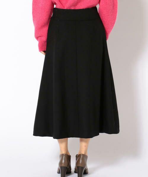 SHIPS for women / シップスウィメン ロング・マキシ丈スカート | Prefer SHIPS: ウールグルカスカート | 詳細3