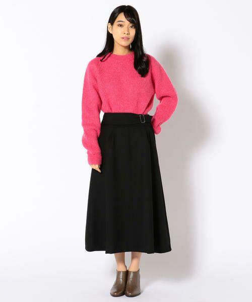 SHIPS for women / シップスウィメン ロング・マキシ丈スカート | Prefer SHIPS: ウールグルカスカート | 詳細4