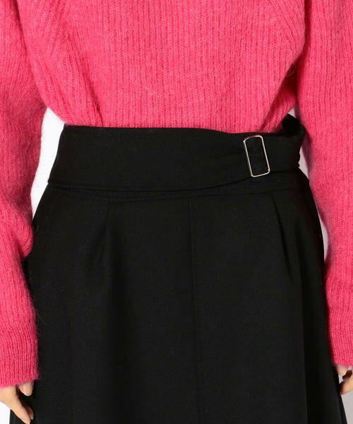SHIPS for women / シップスウィメン ロング・マキシ丈スカート | Prefer SHIPS: ウールグルカスカート | 詳細5