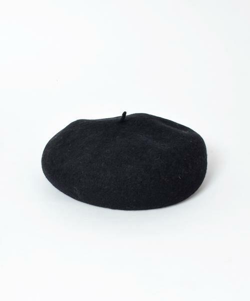 SHIPS for women / シップスウィメン ハット | ウールベレー帽◇ | 詳細3
