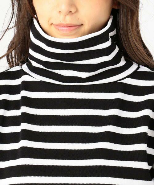 SHIPS for women / シップスウィメン カットソー   MAISON CHANTOISE:ハイネックトップス   詳細8