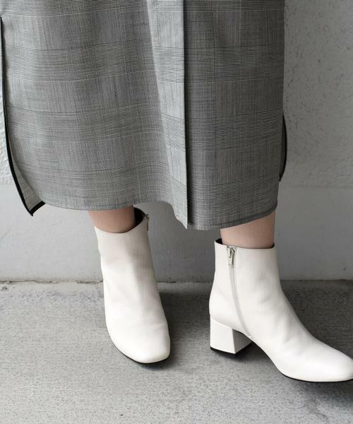 SHIPS for women / シップスウィメン ブーツ(ショート丈) | FLAMENQUITAS:ショートブーツ◇ | 詳細1