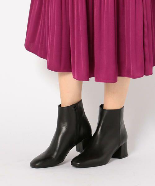 SHIPS for women / シップスウィメン ブーツ(ショート丈) | FLAMENQUITAS:ショートブーツ◇ | 詳細17