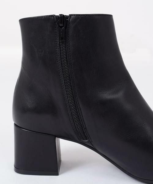SHIPS for women / シップスウィメン ブーツ(ショート丈) | FLAMENQUITAS:ショートブーツ | 詳細8