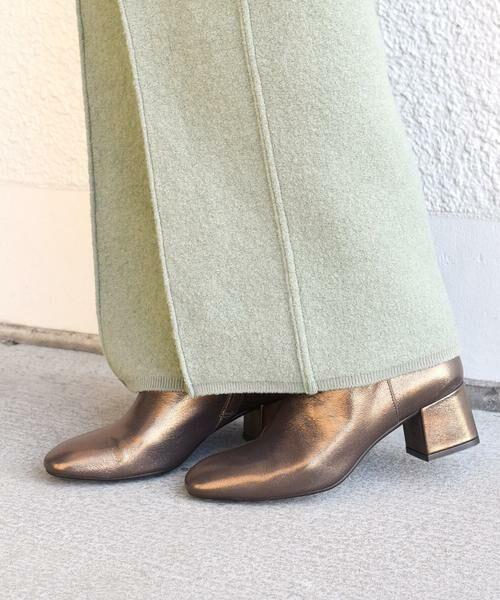 SHIPS for women / シップスウィメン ブーツ(ショート丈) | FLAMENQUITAS:ショートブーツ◇ | 詳細29