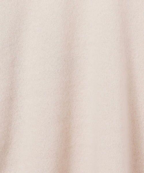 SHIPS for women / シップスウィメン その他トップス | ウールカシミヤタートルネックプルオーバー | 詳細8