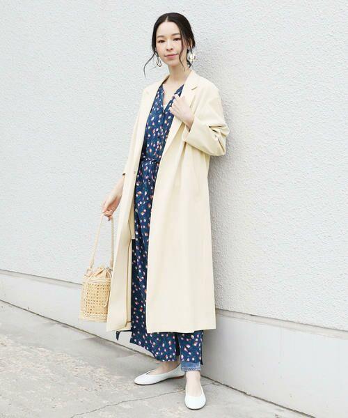 SHIPS for women / シップスウィメン その他アウター | チェスターコート◇ | 詳細1
