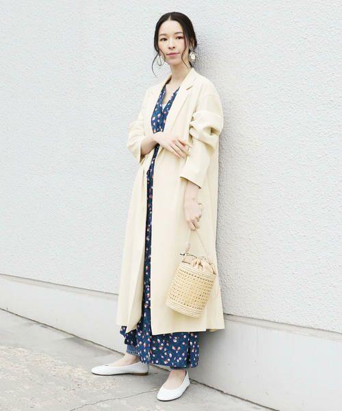 SHIPS for women / シップスウィメン その他アウター | チェスターコート◇ | 詳細3