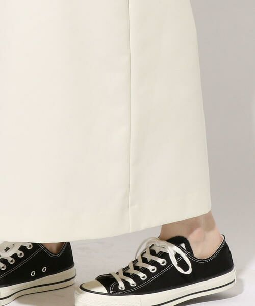 SHIPS for women / シップスウィメン ロング・マキシ丈ワンピース | 【手洗い可能】ジャンパースカート◇ | 詳細9