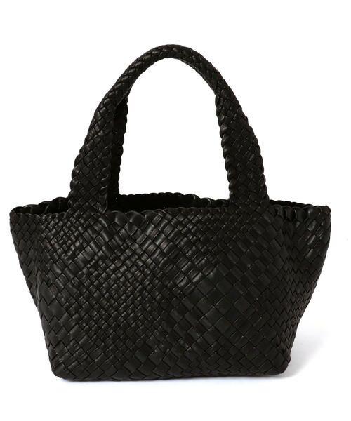 SHIPS for women / シップスウィメン トートバッグ | roberto pancani:メッシュトート(S)(ブラック)