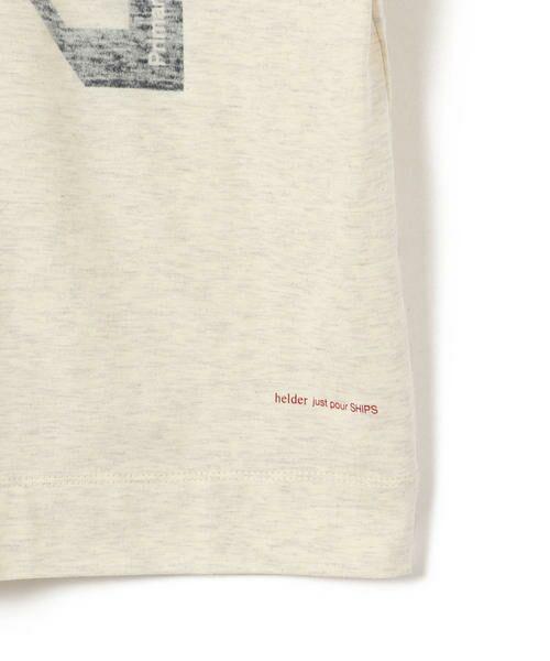 SHIPS for women / シップスウィメン Tシャツ | helder:コットンNプリントTEE | 詳細3