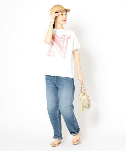 SHIPS for women / シップスウィメン Tシャツ | helder:コットンNプリントTEE | 詳細12