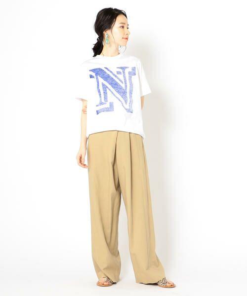 SHIPS for women / シップスウィメン Tシャツ | helder:コットンNプリントTEE | 詳細14