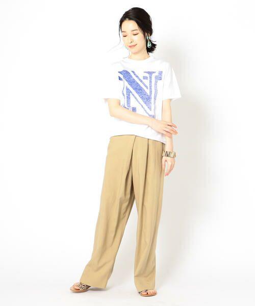 SHIPS for women / シップスウィメン Tシャツ | helder:コットンNプリントTEE | 詳細15