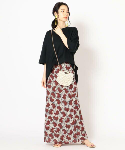 SHIPS for women / シップスウィメン ロング・マキシ丈スカート | DEVEAUX マーメイドスカート | 詳細3