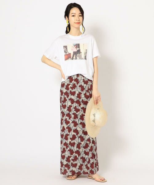 SHIPS for women / シップスウィメン ロング・マキシ丈スカート | DEVEAUX マーメイドスカート | 詳細6