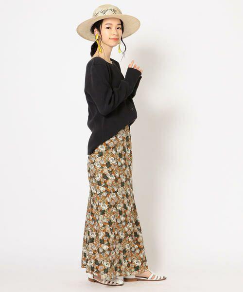 SHIPS for women / シップスウィメン ロング・マキシ丈スカート | DEVEAUX マーメイドスカート | 詳細14