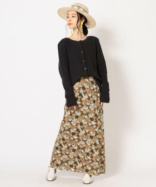 SHIPS for women / シップスウィメン ロング・マキシ丈スカート | DEVEAUX マーメイドスカート | 詳細15