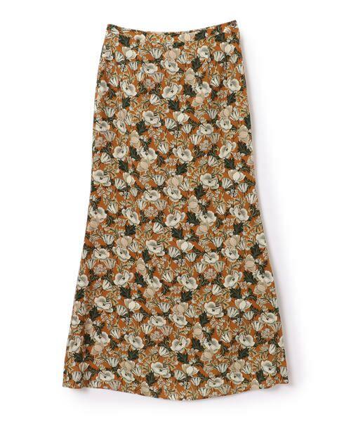 SHIPS for women / シップスウィメン ロング・マキシ丈スカート | DEVEAUX マーメイドスカート | 詳細16