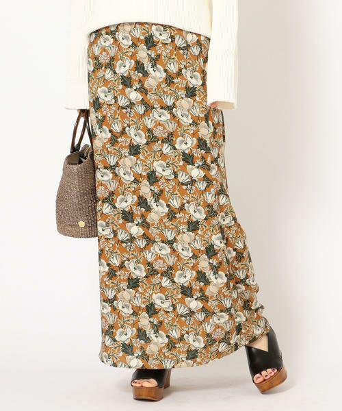 SHIPS for women / シップスウィメン ロング・マキシ丈スカート | DEVEAUX マーメイドスカート | 詳細10