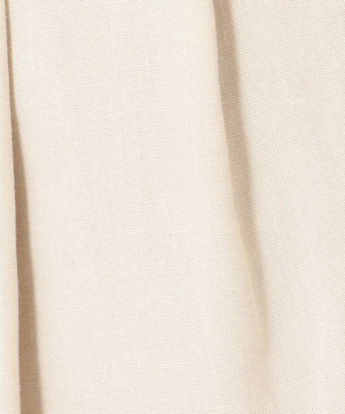SHIPS for women / シップスウィメン その他パンツ | 【手洗い可能】リネンタックパンツ◇ | 詳細14