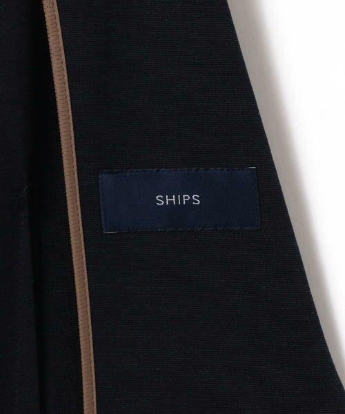 SHIPS for women / シップスウィメン その他アウター   【ウォッシャブル】ジャージーテーラードジャケット   詳細8