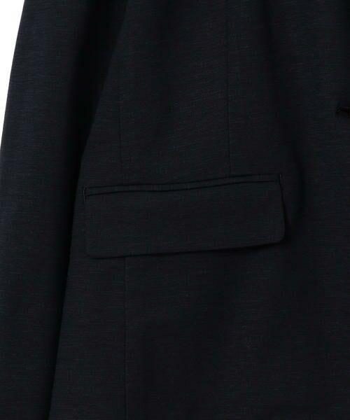 SHIPS for women / シップスウィメン その他アウター   【ウォッシャブル】ジャージーテーラードジャケット   詳細11