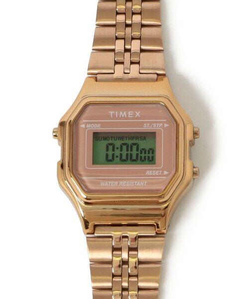 SHIPS for women / シップスウィメン 腕時計 | TIMEX:CLASSIC DIGITAL MINI | 詳細3