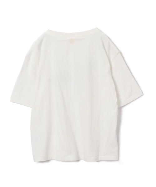 SHIPS for women / シップスウィメン Tシャツ | 81BRANCA: ロゴTEE | 詳細1
