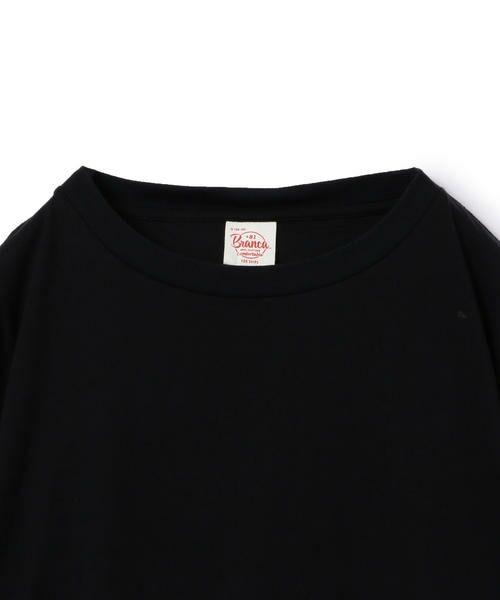 SHIPS for women / シップスウィメン Tシャツ | 81BRANCA: ロゴTEE | 詳細6