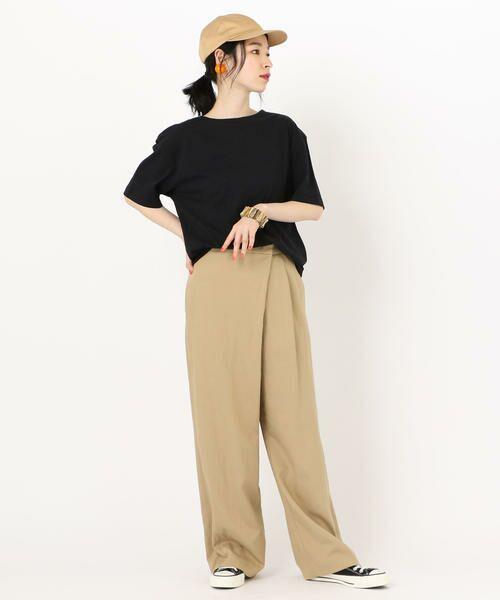 SHIPS for women / シップスウィメン Tシャツ | 81BRANCA: ロゴTEE | 詳細12