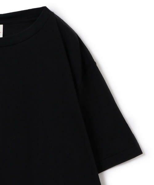 SHIPS for women / シップスウィメン Tシャツ | 81BRANCA: ロゴTEE | 詳細7
