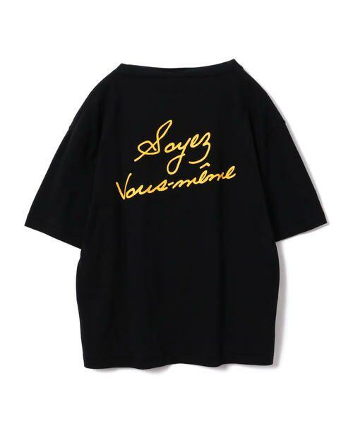 SHIPS for women / シップスウィメン Tシャツ | 81BRANCA: ロゴTEE | 詳細10
