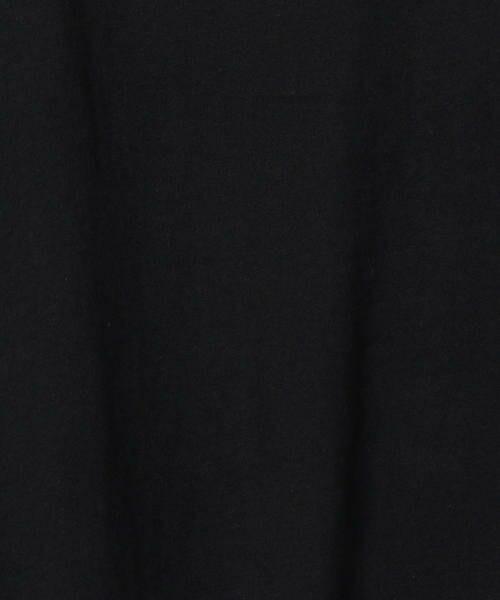 SHIPS for women / シップスウィメン Tシャツ | 81BRANCA:フレンチスリーブロゴTee | 詳細11
