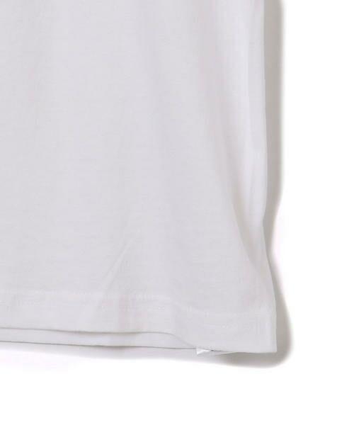 SHIPS for women / シップスウィメン Tシャツ | Roberta Bayley プリントTee | 詳細11
