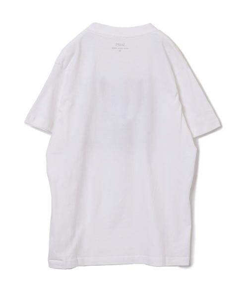 SHIPS for women / シップスウィメン Tシャツ | Roberta Bayley プリントTee | 詳細13