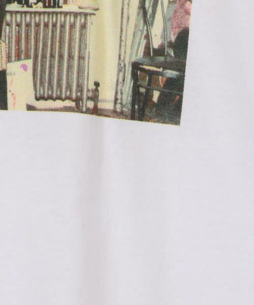 SHIPS for women / シップスウィメン Tシャツ   Roberta Bayley プリントTee   詳細25