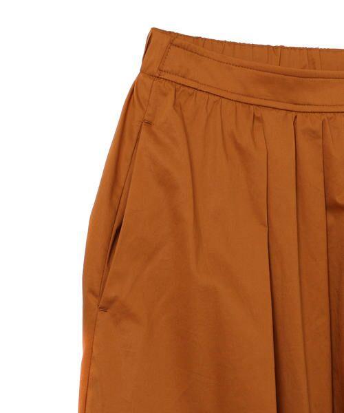 SHIPS for women / シップスウィメン ミニ・ひざ丈スカート | タックスカート | 詳細2
