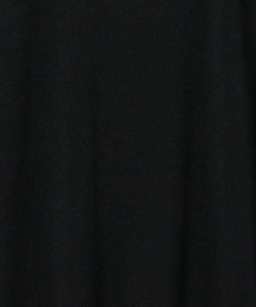 SHIPS for women / シップスウィメン ニット・セーター | コットンノースリーブクルーネックプルオーバー | 詳細1