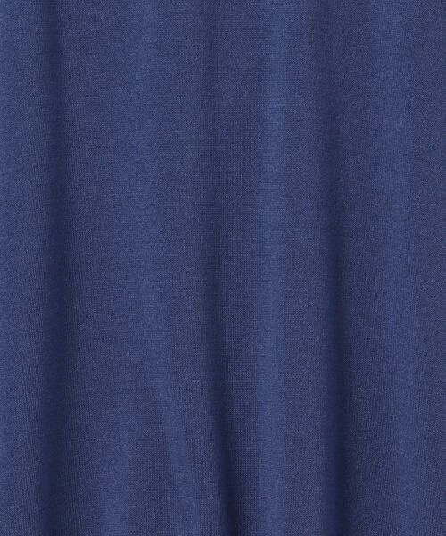SHIPS for women / シップスウィメン ニット・セーター | コットンノースリーブクルーネックプルオーバー | 詳細13